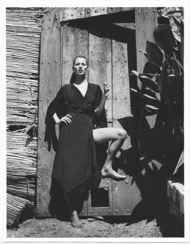 Bruce Weber Kate Moss, Espagne