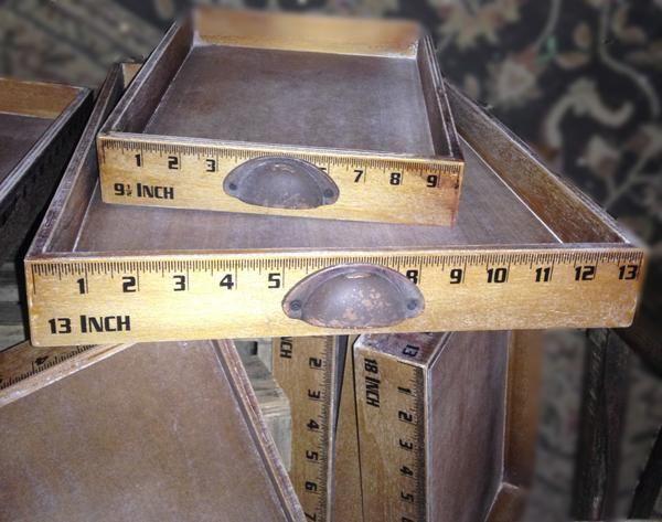 Yard Stick Tray (2 Sizes)