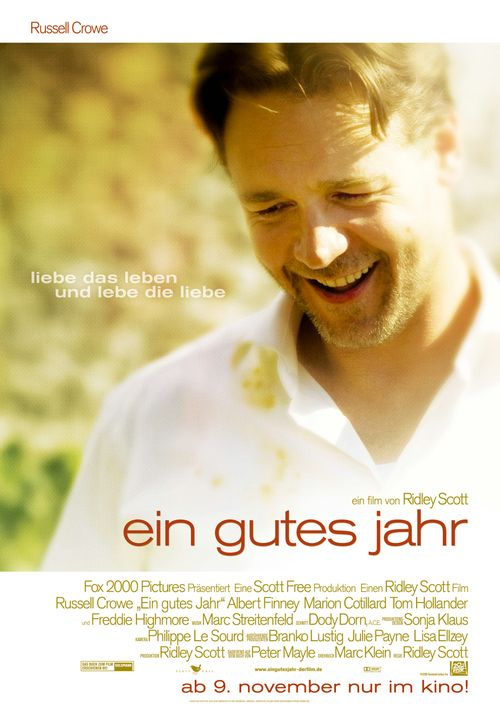 Watch->> A Good Year 2006 Full - Movie Online