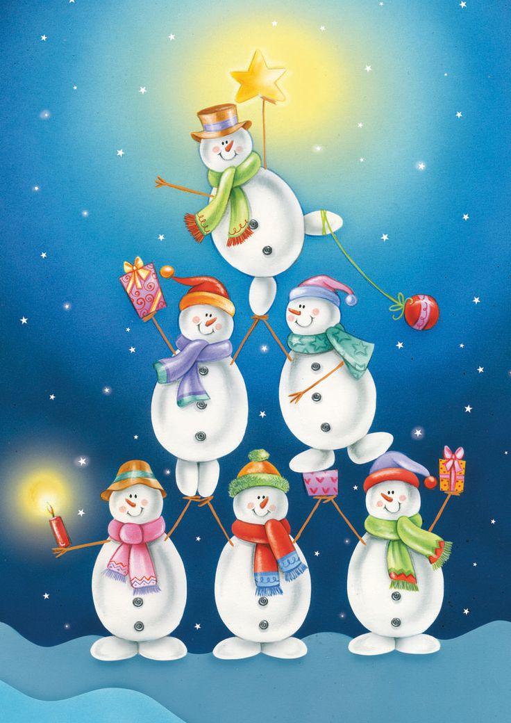 Snowmen ⛄️                                                                                                                                                                                 More