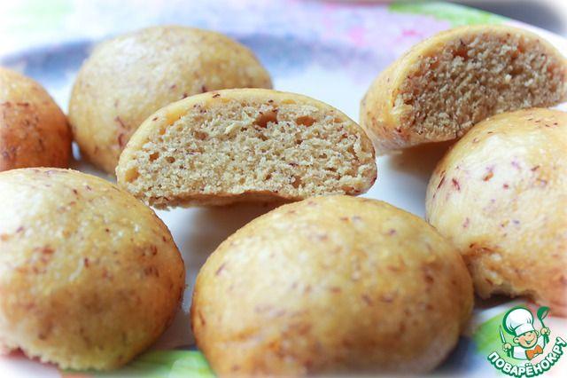 Паровые апельсиново-банановые булочки ингредиенты
