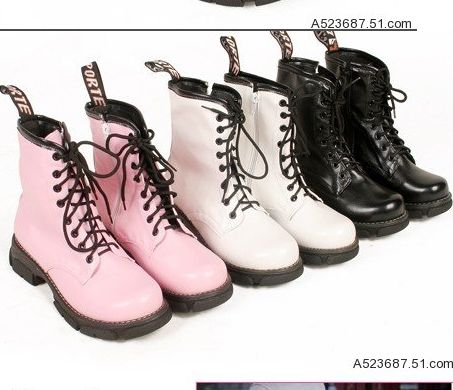 Botas Punk / Punk Boots LS277 from Kawaii Clothing on Storenvy