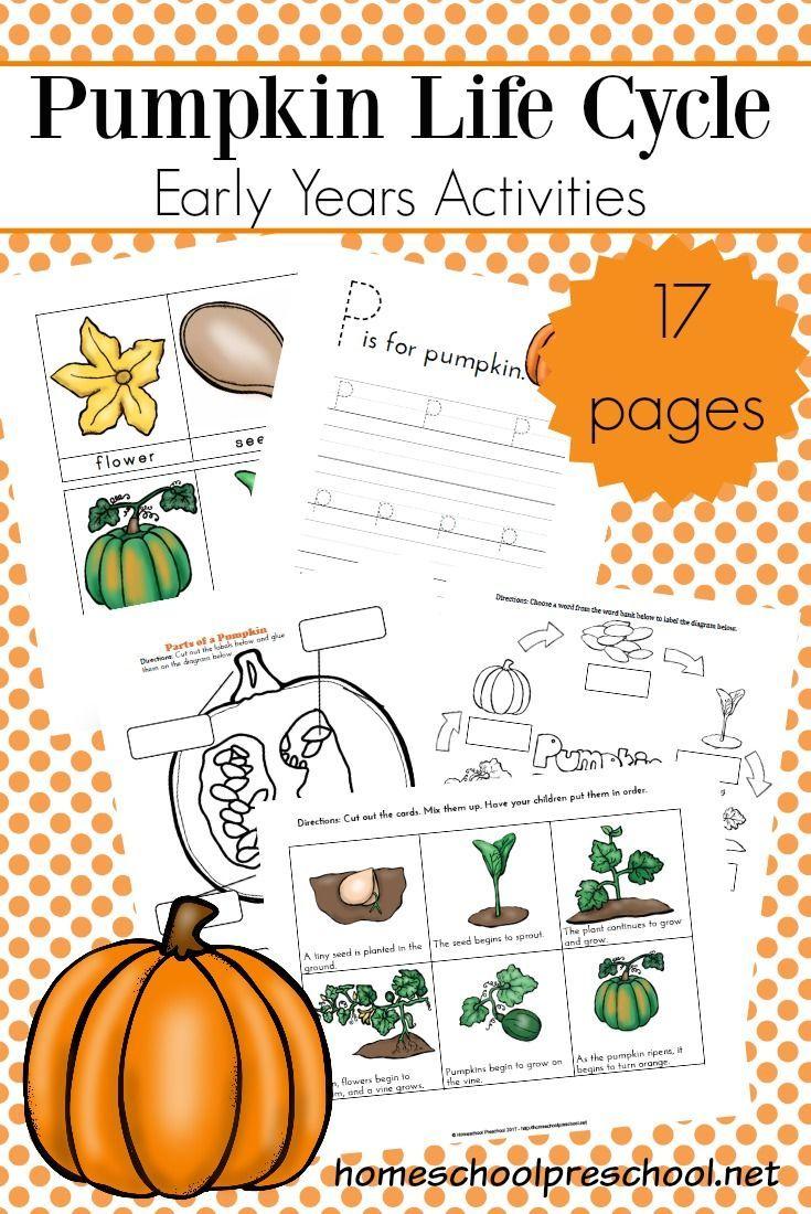 Preschool Life Cycle Of A Pumpkin Printable For Fall Pumpkin Life Cycle Pumpkin Life Cycle Kindergarten Life Cycles Kindergarten [ 1100 x 735 Pixel ]