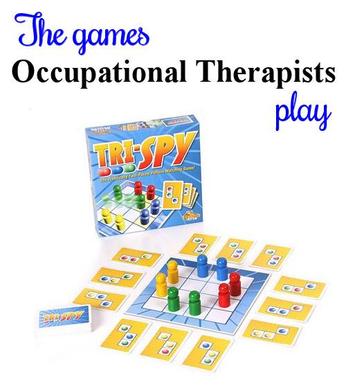 A challenging visual spatial game that requires concentration, pattern recognition, and problem solving. Visit my blog at The Playful Otter for 100's of game and toy ideas.