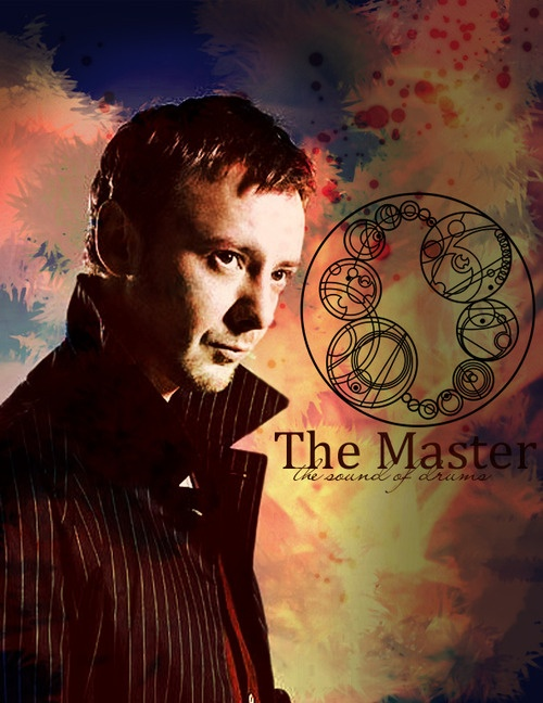 Day 9 Favourite Master: John Simm! He did a really good job as The Master.