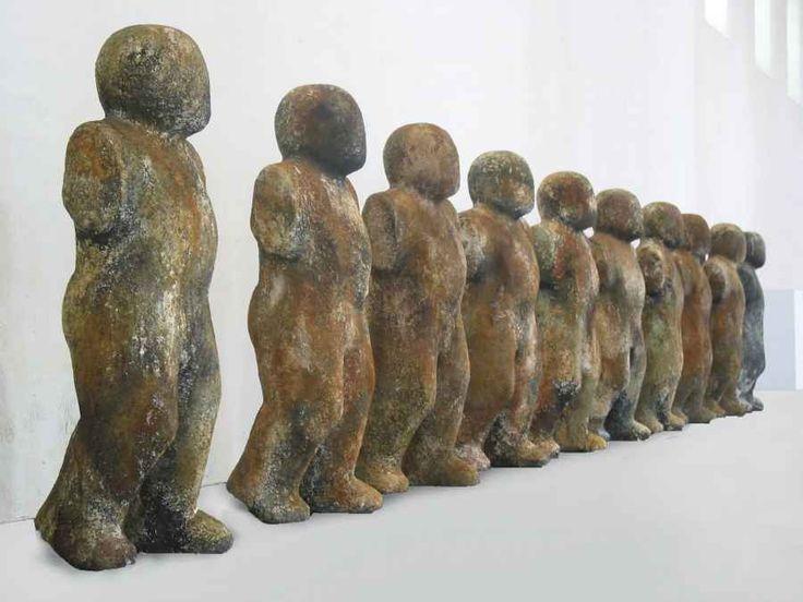 Herman van Nazareth | Caermerklooster | Undated | 120cm | Bronze, South Africa