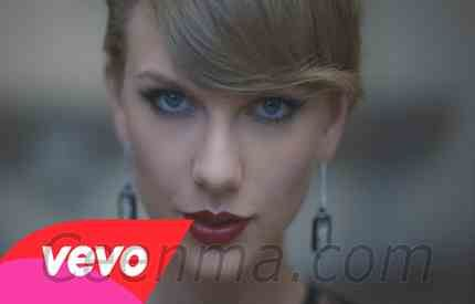 Taylor Swift Blank Space Video