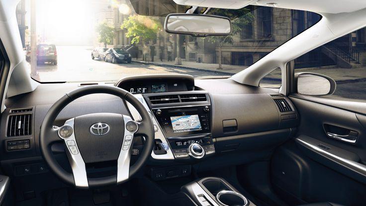 Toyota Prius+ - híbrido familiar de 7 Lugares.