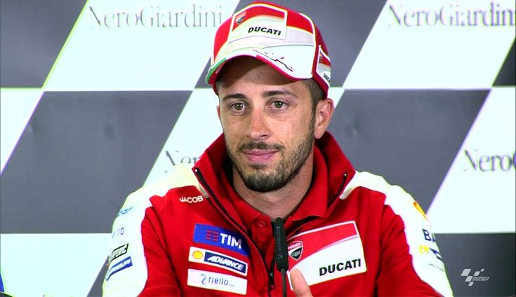 Austrian GP Press Conference - Andrea Dovizioso