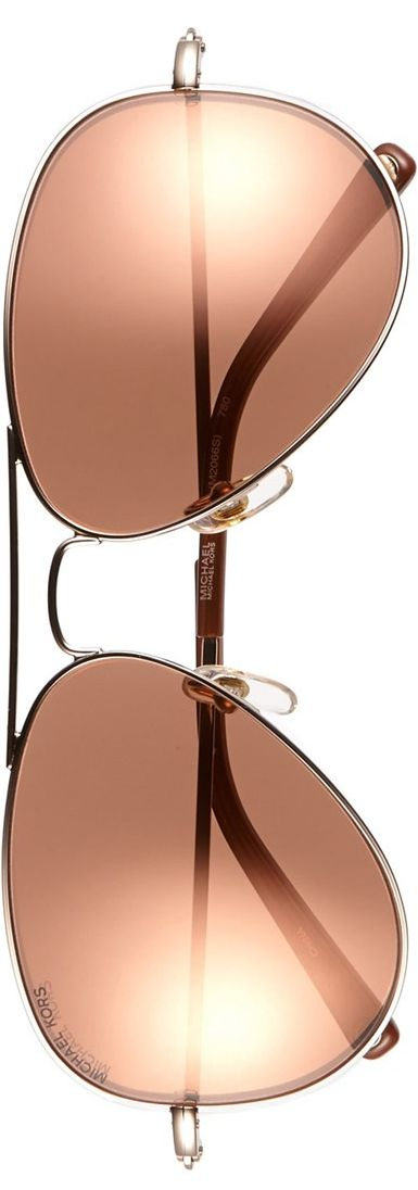 ~Michael Kors Aviator | The House of Beccaria#