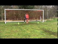 Walsall FC Goalkeeper Training 28 8 14 - YouTube
