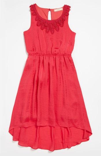 Soprano Sleeveless Dress (Big Girls) | Nordstrom