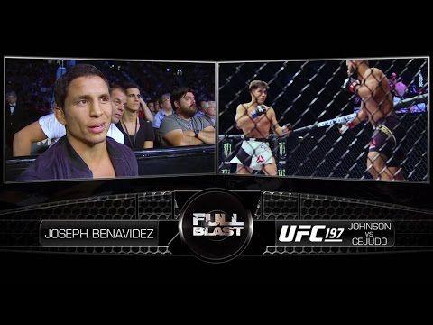 MMA Demetrious Johnson vs Henry Cejudo through the eyes of Joseph Benavidez - 'UFC Ultimate Insider'