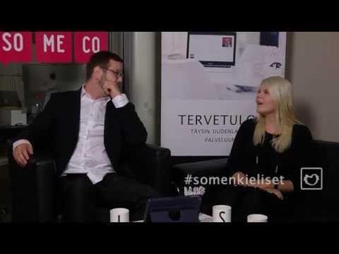 Ensi-ilta: #Somenkieliset uutiset #1 - #YouTube #video
