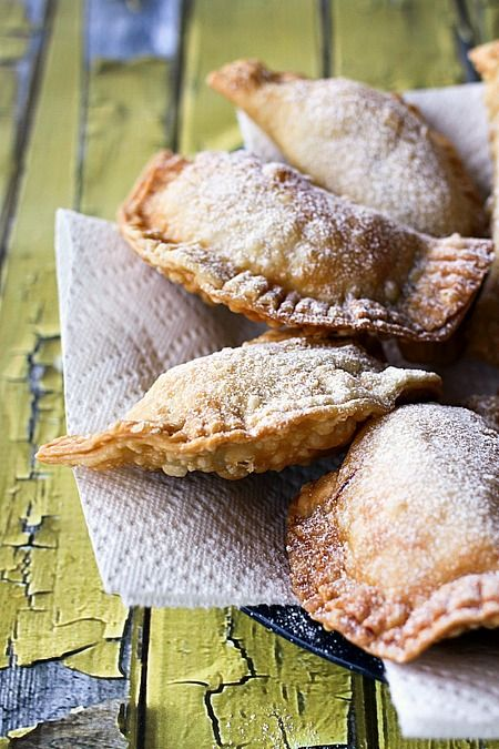 Guava and Cream Cheese Hand Pies