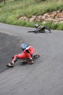 Pure Rush Industries - Street Luge