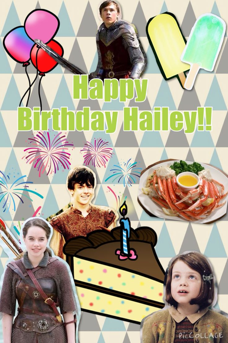 happy birthday hailey   virtual birthday cards