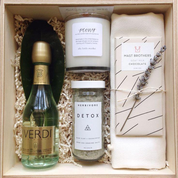 Gift box by Teak & Twine