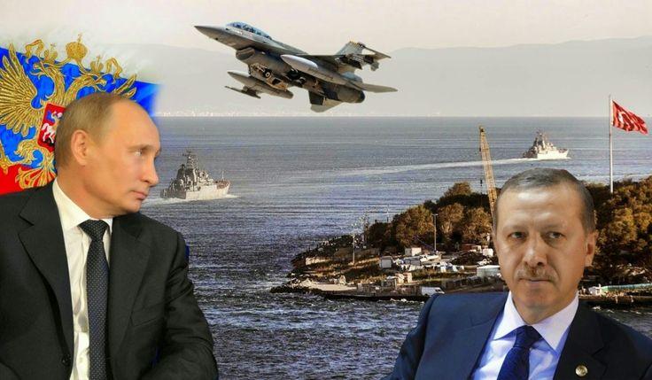 Στη Μόσχα ο Τούρκος Αντιπρόεδρος Μεχμέτ Σιμσέκ!