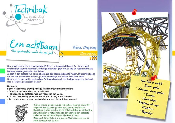 Taakkaarten.nl - Techniekkaarten