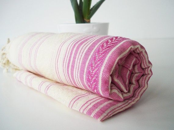 Turkish Bath Towel.