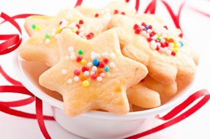 Twinkle Twingle little star sugar cookie