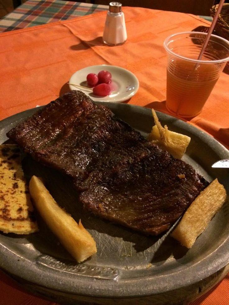 Carne Oreada en el Cañón de Chicamocha Santander Colombia  FotoAlvaro Chaves