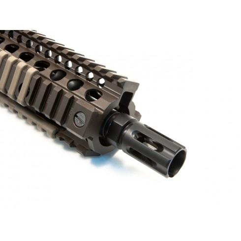 Daniel Defense MK18 M 4 5.56 SBR Flat Dark Earth - Daniel Defense - Tactical Distributors- Tactical Gear