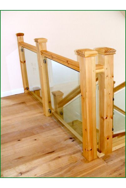 Dingle Glass Staircase