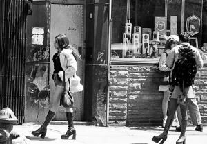 The Bowery, New York City - 1970s New York City: The dangerous & gritty streets during a decade of decline