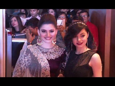 Urvashi Rautela At Neil Nitin Mukesh & Rukmini Sahay's Grand Wedding Reception.
