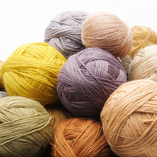 Basic Alum Mordant Recipe for Dyeing Wool - DIY - MOTHER EARTH NEWS