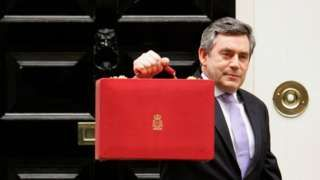 Image copyright                  Getty Images             Image caption                                      Labour Chancellor Gordon Brown, the man who morphed Autumn Statements into mini-Budgets                               This week's Budget will be the last one to...