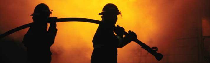 Firefighters Rear Window Graphic National Geographic Part #RWG1486 | See thru Firefighters Rear Window Graphics & Firefighters Window Decals at http://www.customautotrim.com/window-graphics/