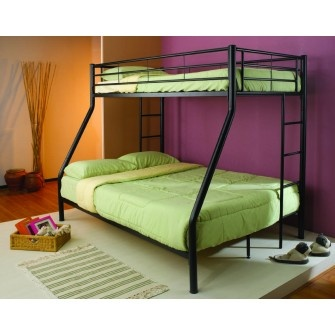 Galaxy Twin/Full Bunkbed