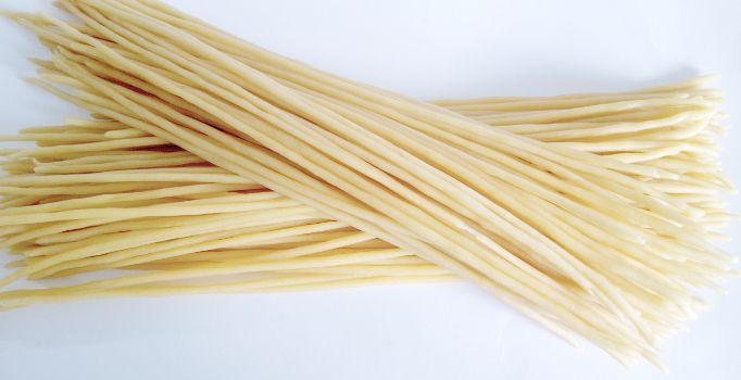 Il fusillo - laboratorio artigianale di pasta fresca. #Pasta #fusilli #italianfood #food