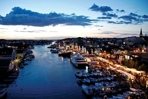 Haugesund-where I was born..