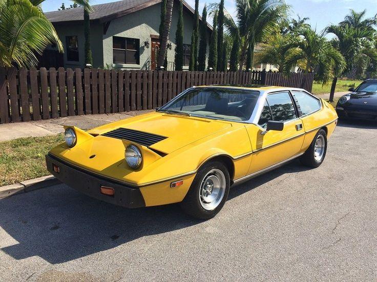 1979 Lotus ECLAT AUTOMATIC