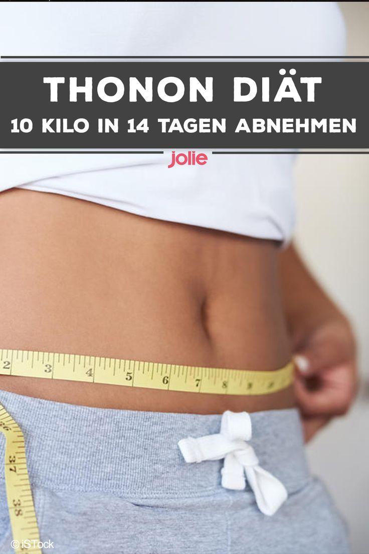 Thonon Diät: 10 Kilo in 14 Tagen abnehmen. So klappt es. – Abnehmen und Diät