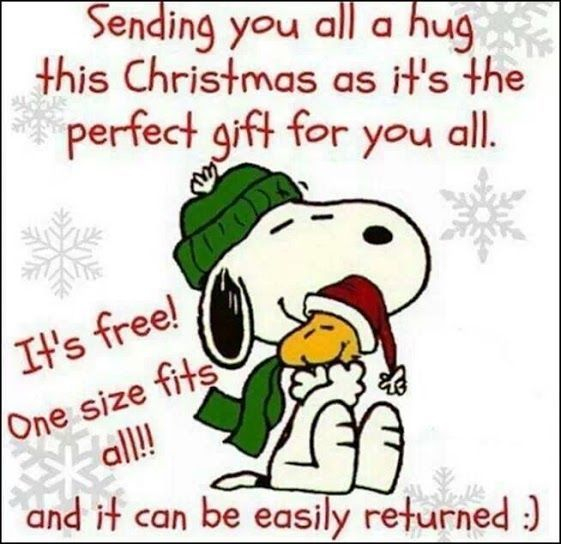 Sending You All A Hug This Christmas As It's The Perfect Gift For You All christmas christmas quotes cute christmas quotes christmas quotes for friends best christmas quotes inspirational christmas quotes beautiful christmas images with quotes christmas quotes with pictures christmas quotes for family christmas quote images christmas quote pictures