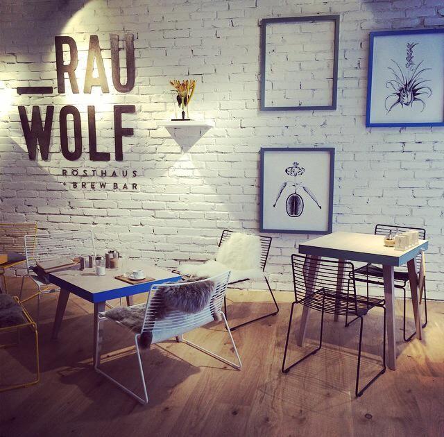Rauwolf Rösthaus + Brewbar in der SCS #viennaliciousempfiehlt