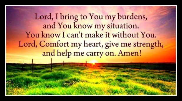 He hears our prayers! How blessed are we ;o)