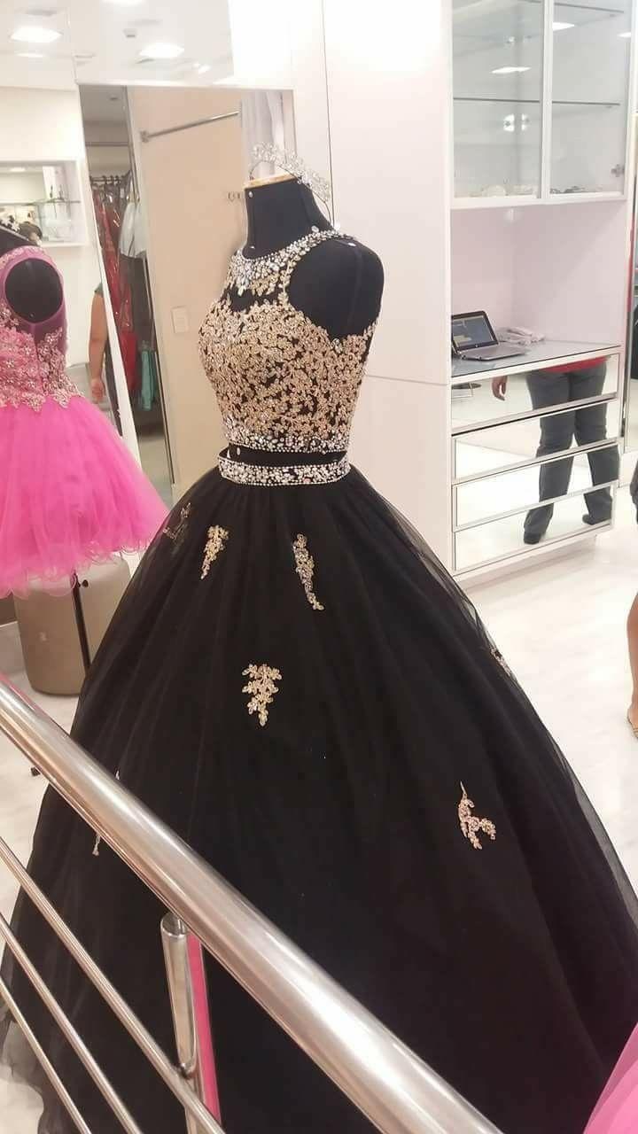 O vestido mais lindo da vida !!! 2017