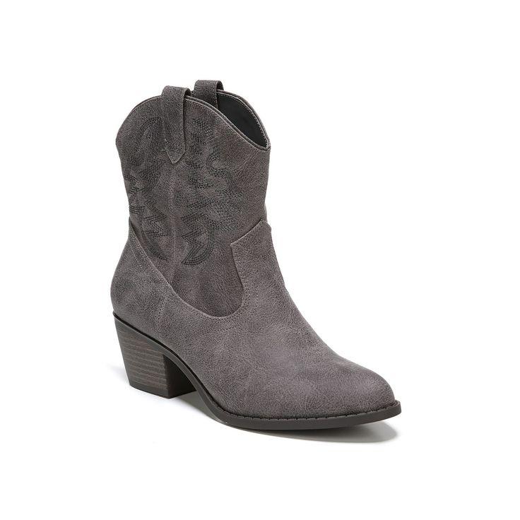 Fergalicious Voila Women's Western Boots, Size: 8.5, Blue