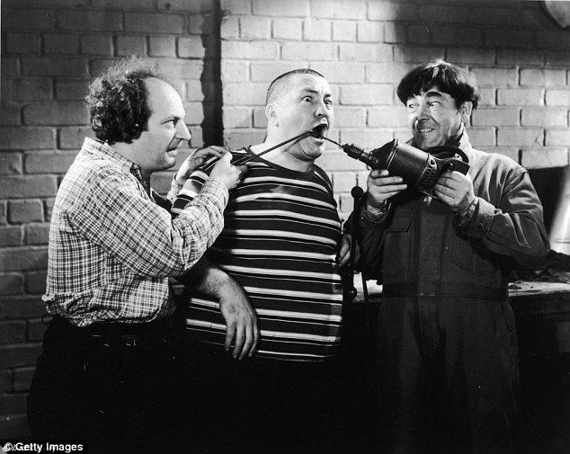 Three Stooges sequel with Sean Hayes, Chris Diamantopoulos and ...