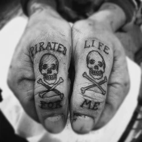 want this quote on my pirate sleeve