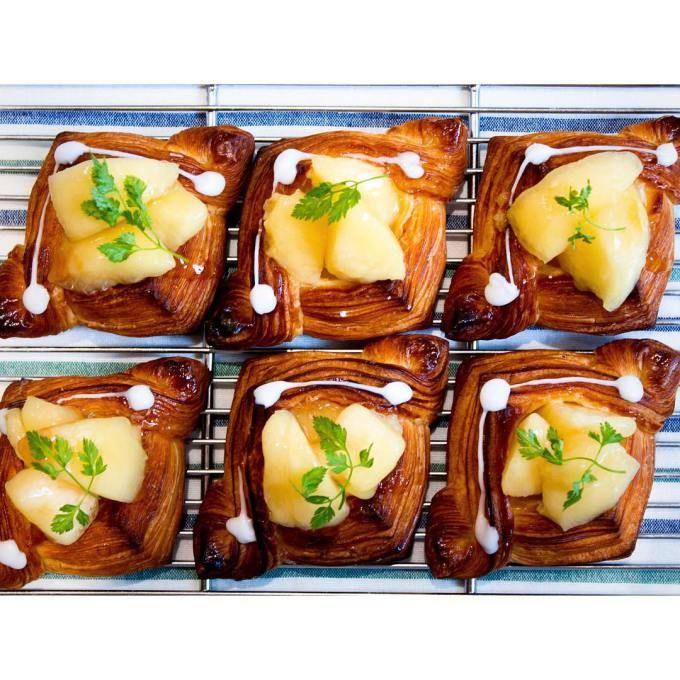 桃のデニッシュ | OPAN オパン|東京 笹塚のパン屋