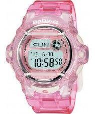 Ladies Casio Ladies Baby-G Pink Digital Watch 48.00 Watches2U