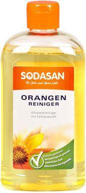Sodasan Detergente multiuso all'Arancia, 500 ml | Biolindo   <3