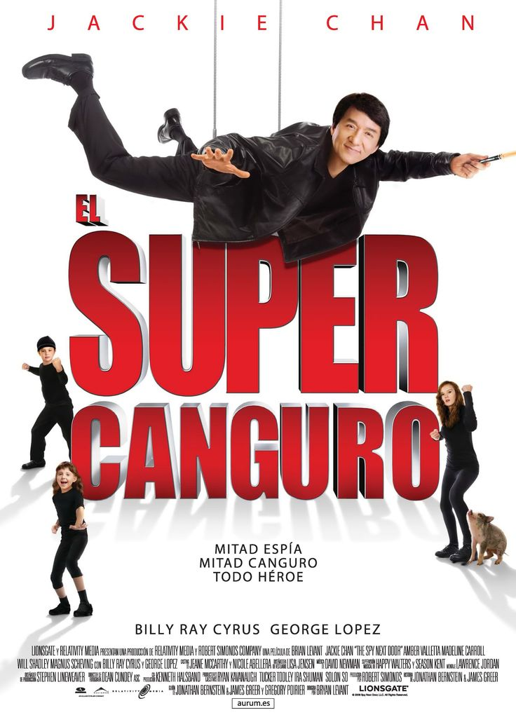 2010 - El súper canguro - The spy next door